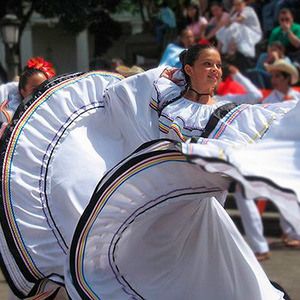 Guanacaste is colorful traditions...