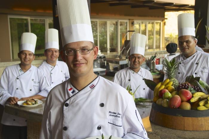 Our Team of Chefs